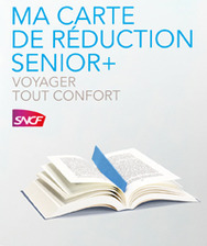 carte de réduction senior sncf