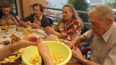 famille accueil senior